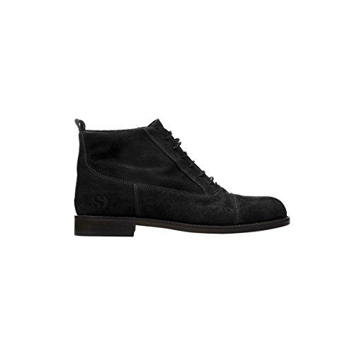 Botines - 4394-suew Black