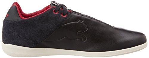 Puma Future Cat Sf Lifestyle 10 - - Hombre Negro / Rojo