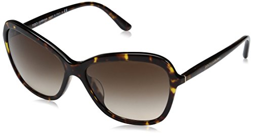 Dolce-Gabbana-Womens-Acetate-Woman-Square-Sunglasses-Havana-590-mm