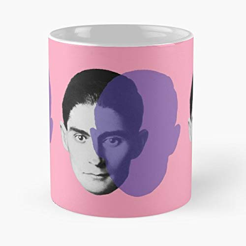 Kafka Portrait Franz Literature - Best Gift Ceramic Coffee Mugs