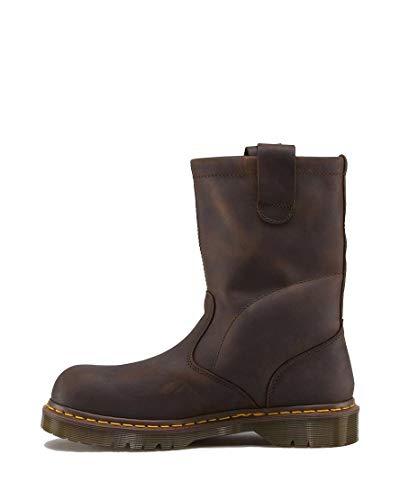 Dr. Martens - Men's Icon 2295 Steel Toe Heavy Industry Boots