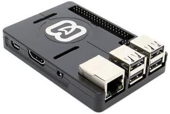 Ultra-thin Aluminum Alloy Mental Case Enclose with Heat sink for 3 Model B+(plus)/3B - Arduino Compatible SCM & DIY Kits Raspberry Pi & Orange Pi