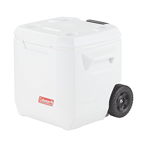 (Coleman 40 qt Xtreme Marine Cooler Family Escapade trolley Coleman 40 qt Xtreme Marine Cooler Family Escapade trolley)