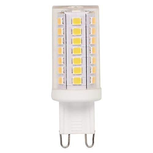 Westinghouse Lighting 1 Westinghouse 5164000 5 (40-Watt Equivalent) G9 Dimmable Clear Bi-Pin Base LED Light Bulb, 1 Bi Pin Base