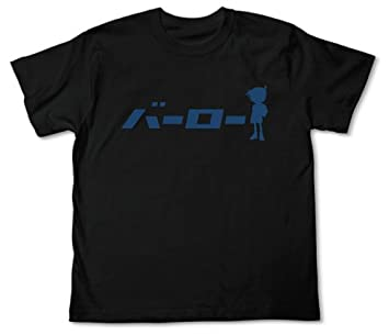 Detective Conan Barlow T-shirt Black Size: XL (japan import ...