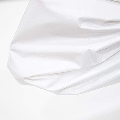 10 per Case Milliard Reusable Isolation Gown White Universal Size