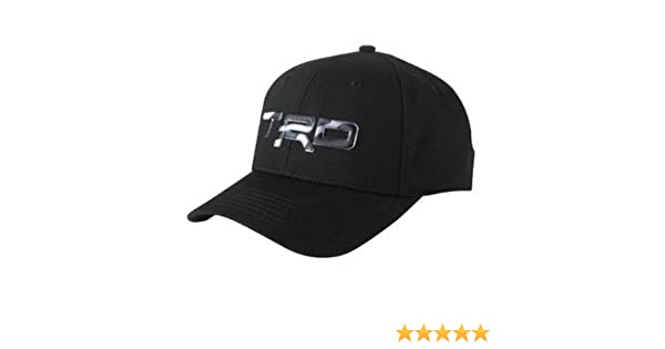 Amazon.com  Officially Licensed Toyota Racing TRD Wheel Baseball Cap Hat   Sports   Outdoors 55996fd79778