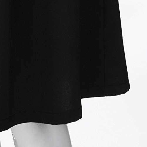 Adelina Women Summer Maxi Elegant Ladies Leisure Skirts Summer A Line Fashionable Long Skirt Pleated Skirt Solid Color Slit Pockets Slim Fit Tunic Pleated Skirt