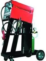 130Amp 110V Mig Welder With Deluxe Cart