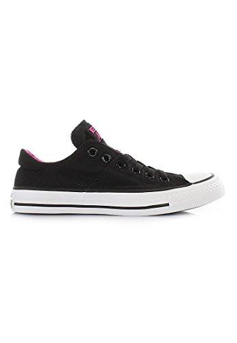 Madison Damen Converse pink Chucks Ctas Schuhe Black Pink Black plastic Ox qTw65P8T