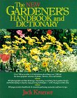 img - for The New Gardener's Handbook and Dictionary (Wiley Nature Editions) book / textbook / text book