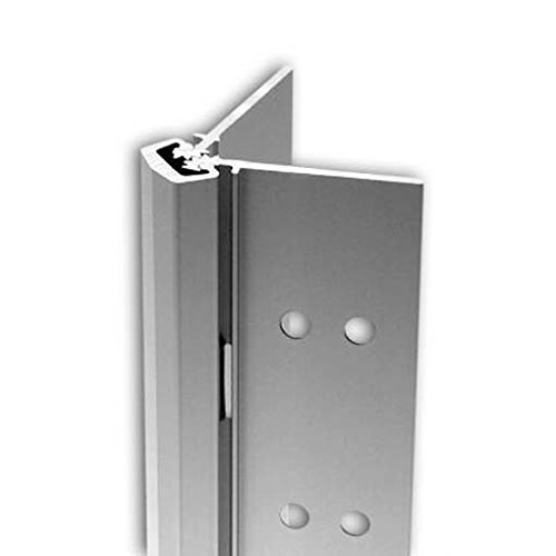 Select Hinge Heavy Duty Concealed, Geared S24 Dark Bronze 83'' by Select