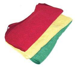 Sandler Brothers Microfiber Colorful Towels - 12 pack - 742616
