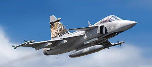 1/72 JAS 39 Gripen Swedish Multi-Role - Jas 39 Gripen Fighters