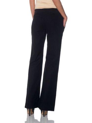 lebendig und großartig im Stil Rabatt zum Verkauf online zum Verkauf Vero Moda Leinenhose Timun Rib Pant Black, Größe:42: Amazon ...