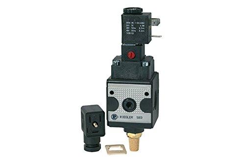 Schaltventil (3/2-Wegeventil) »multifix« G 1/2, BG 2, 24 V DC RI-S33-4