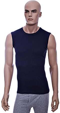 John Gladstone Blue Under Shirt For Men