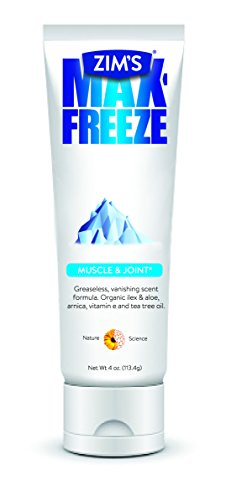 Max-freeze Gel, 4-Ounce