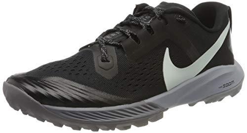 Nike Air Zoom Terra Kiger 5 Women's Running Shoe Black/Barely Grey-Gunsmoke-Wolf Grey 7