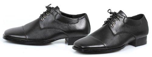 Ellie Shoes Mens 1Heel Shoe. Sizes) S BLKP tmecla