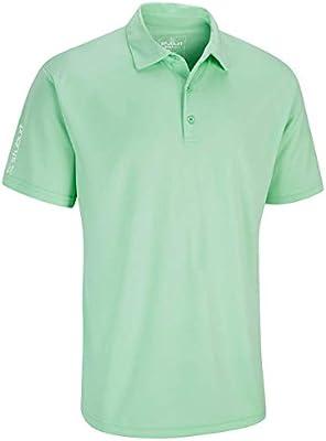 Stuburt Golf Camisa de Polo, Hombre, Menta, XXX-Large: Amazon.es ...