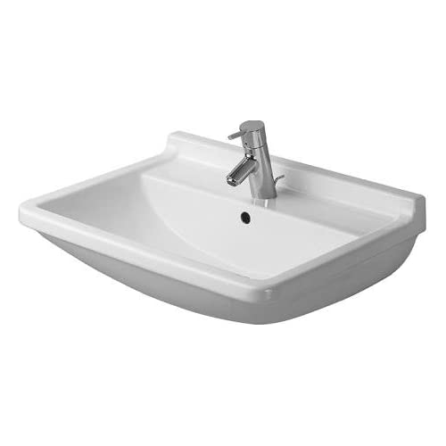 on sale Duravit 300550000 Starck 3 Washbasin 21 1/2, White