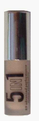 bareMinerals 5-in-1 BB Advanced Performance Cream Eyeshadow Broad Spectrum SPF 15 2 mL (Blushing Apricot) (Spf 15 Apricot)