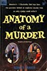 Anatomy of a Murder par Traver