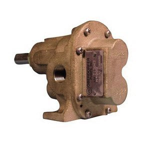 Oberdorfer N9000-S3 Gear Pump, 23.3 gpm, 1'' NPT, 20 ft Maximum Suction Lift