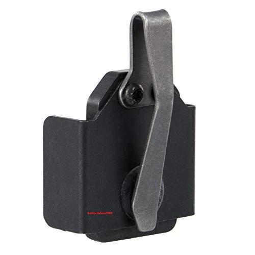 360 TACTICAL Magnetic in The Pocket Mag Holder Heavy Duty Mag Holder for Pocket Standard Clip for 9mm / .40 S&W