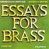 Essays for Brass, Vol.2