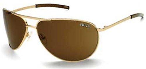 Smith Optics Serpico Sunglasses Brown - Optics Serpico Smith Polarized