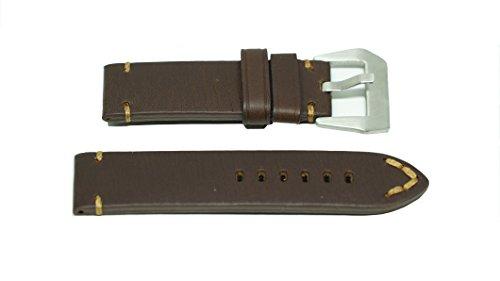 24-mm-handmade-vintage-panerai-watch-strap-dark-brown