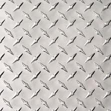 Aluminum 3003-H22 Diamond Tread Plate .025