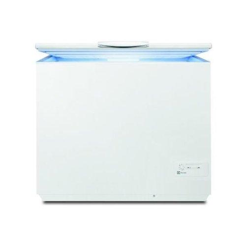 Electrolux EC3202AOW1 Autonome Coffre 300L A+ Blanc congélateur - Congélateurs (Coffre, 300 L, 17 kg/24h, SN-T, A+, Blanc)