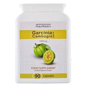 Garcinia Cambogia Pure - Appetithemmer