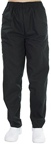 Sherly Uniforms Womens 6 Pocket Cargo Pants - Six Pocket Pant
