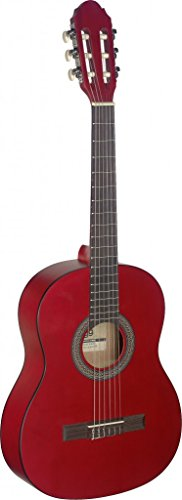 Stagg C430 M RED Classical Guitar by Stagg