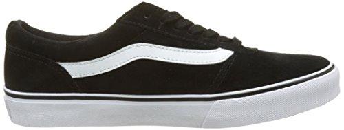 Black Weatherized Suede Multicolore Vans Donna Maddie Sneaker pqP78Y