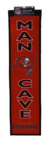 (Winning Streak NFL Tampa Bay Buccaneers Man Cave Banner)