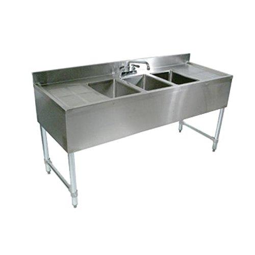 Compartment Underbar Sink - 9