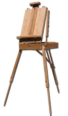 Sonoma Bamboo Sketchbox Easel by Art Alternatives