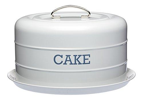 Kitchencraft Living Nostalgia Airtight Cake Storage Tin