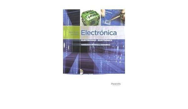 Electronica, olores, PABLO ALCALDE SAN MIGUEL: VARIOS AUTORES: Amazon.com: Books