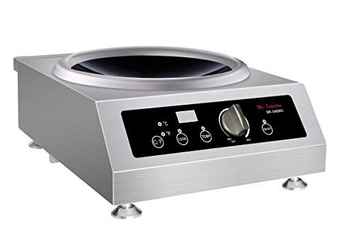 SPT SR-34BWC 3400W Commercial Counter-top Range Induction