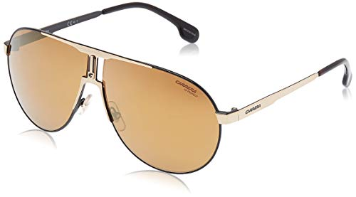 Carrera - CARRERA 1005/S, steel unisex, Black Havana Gold / K1 Brown Gold Sp, 66/9/140