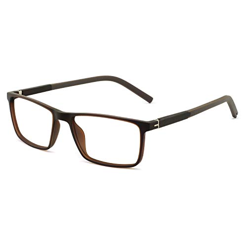 OCCI CHIARI Men Fashion Eyewear Frame Clear Eyeglasses Computer ()