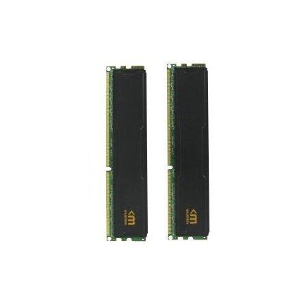 Mushkin Enhanced STEALTH 8GB (2 x 4GB) 240-Pin DDR3 SDRAM 1600 (PC3 12800) Desktop Memory Model 996988S by Mushkin
