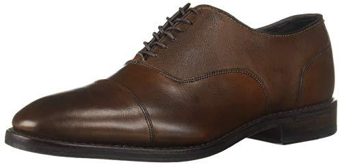 Allen Edmonds Men's Bond Street Dress Shoe, Brown Texture, 15 D US