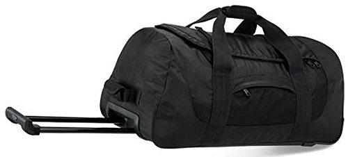 Quadra , Borsone  nero nero Capacité : 70 litres - Dimensions : environ 77 x 34 x 39 cm